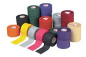 "Mueller 1.5"" Team Color Athletic M Tape - Case of 32"