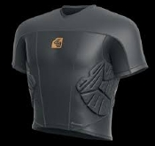 Shock Doctor 3 Pad Short Sleeve Impact Shirt