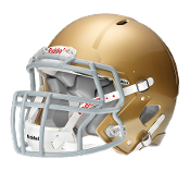 Riddell Edge Youth Football Helmet