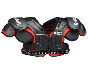 Riddell Kombine Adult Football Shoulder Pads - All Purpose