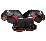 Riddell Kombine Adult Football Shoulder Pads - Linemen