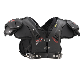 Riddell Power SPK Adult Football Shoulder Pads - FB/LB