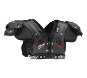 Riddell Power SPK Adult Football Shoulder Pads - RB/DB