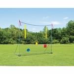 Fisher Portable College Goal Post - Net / Targets / Upright Set
