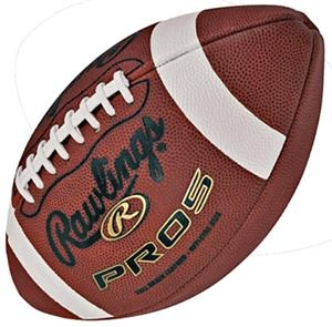 Rawlings PRO5 JRP Leather Youth Football