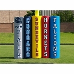 Fisher Varsity Series Football Goal Post Pad