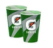 Gatorade 7 Ounce Cups - 2,000 / Case