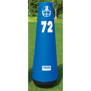 Fisher 10172 Pro Football Pop-Up Dummy